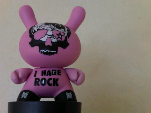 Dunny - I Hate Rock